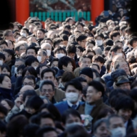 Tokyo-area governors want no all-night trains on New Year's Eve