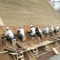 Building on tradition: Japanese architectural craftsmanship recognized by UNESCO