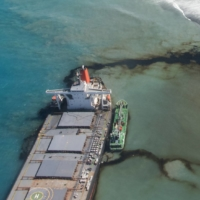 Mitsui O.S.K. vows to raise safety measures after Mauritius oil spill