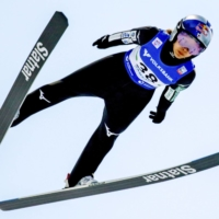 Sara Takanashi places third in women's World Cup opener