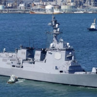 Japan may equip Aegis ships with long-range standoff missiles