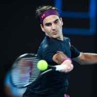 Australian Open officials believe six-time champion Roger Federer will be able to attend the tournament in early February. | AFP-JIJI
