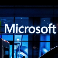 Microsoft Corp. and its Japanese subsidiary were ordered to pay about ¥4 million in damages to a man in Nagano over the firm's petition for the provisional seizure of his deposits over the alleged illegal sales of Microsoft product keys. | GETTY IMAGES / VIA BLOOMBERG