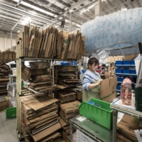 Online shopping has become such a key driver of China's domestic economy, especially during the pandemic, that authorities have been reluctant to institute rules that could hurt the industry. | BLOOMBERG