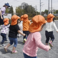 Japan aims to boost nursery school capacity by 140,000 over four years