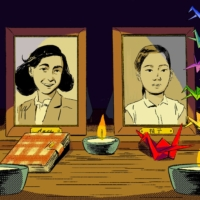 Anne Frank and Sadako Sasaki: Two girls that symbolize the horrors of war