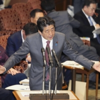 Prosecutors won't indict Abe over dinner party spending