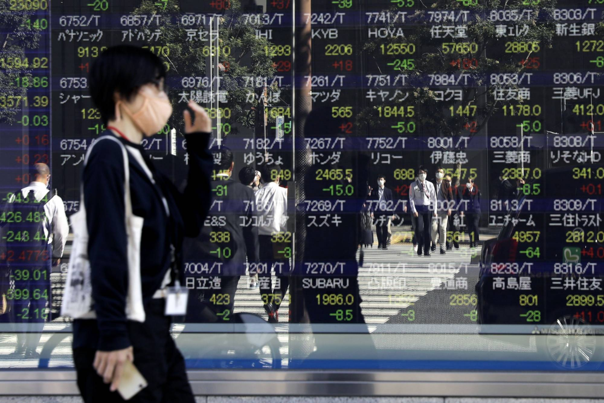 The market's interest in trading options on the 225-issue Nikkei average on the Tokyo Stock Exchange on Dec. 11 dropped to its lowest since May 2009. | BLOOMBERG