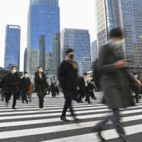 Japan jobless rate falls for first time in five months as economy rallies