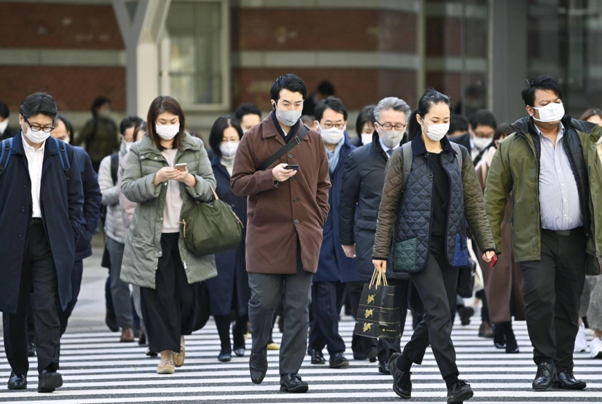 Mutated COVID-19 strain confirmed in Japan as nationwide case tally hits record high