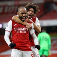 Struggling Arsenal lifts gloom with win against Chelsea