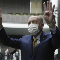 Battered Turkish economy puts a powerful Erdogan to the test