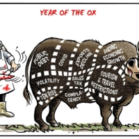 Roger Dahl on the Year of the Ox | ROGER DAHL