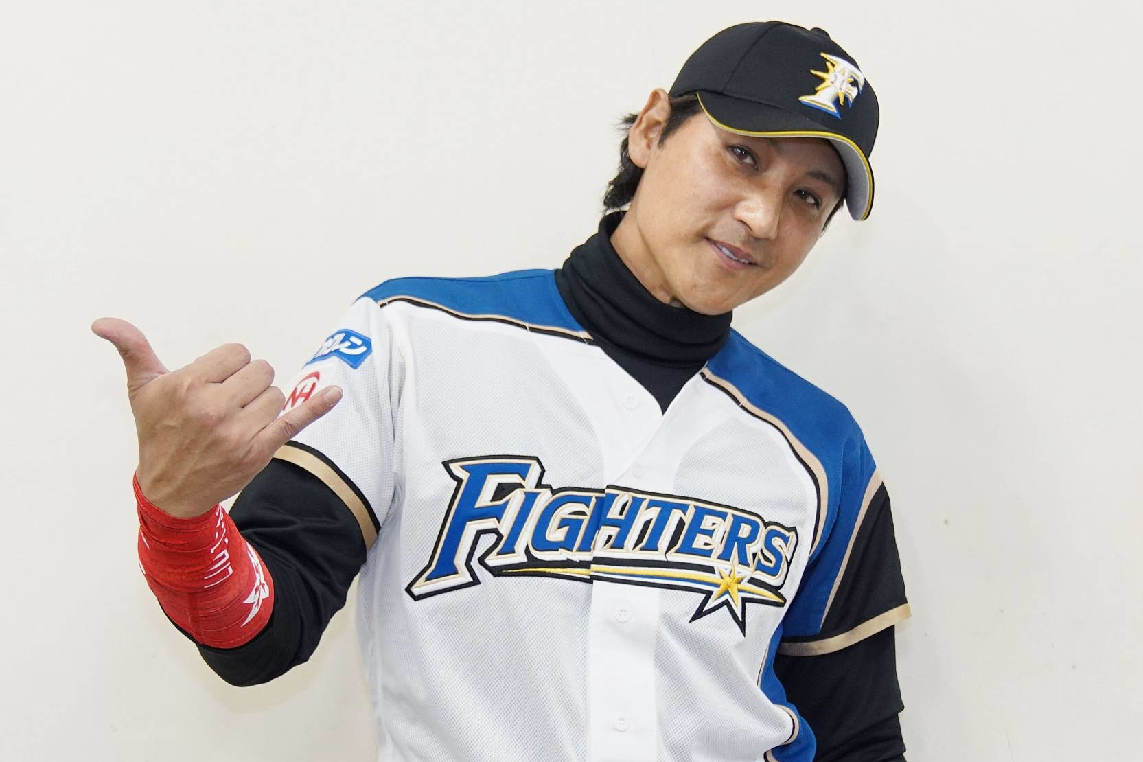 Former NPB star Tsuyoshi Shinjo recently attempted to make a comeback after 14 years away from baseball. | KYODO