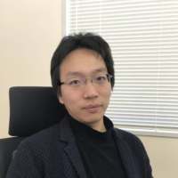 Takahito Watanabe, CEO of Gryllus, a Tokushima University-backed venture and one of Japan's leading startups breeding and producing edible crickets and cricket-based food products | COURTESY OF GRYLLUS