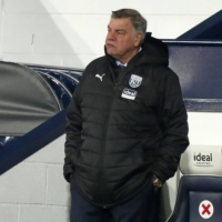 West Bromwich Albion manager Sam Allardyce is among those concerned about the rising number of COVID-19 cases around England. | AFP-JIJI
