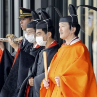 Government slow to start imperial succession talks