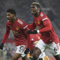 Manchester United rises to second place in Premier League