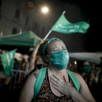 Bill legalizing abortion passed in pope's native Argentina