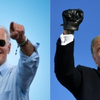 Joe Biden faces historic challenges when he enters the White House on Jan. 20: a raging pandemic, persistently high unemployment, simmering tensions with China and Russia — and a predecessor, Donald Trump, who won't go away. | AFP-JIJI