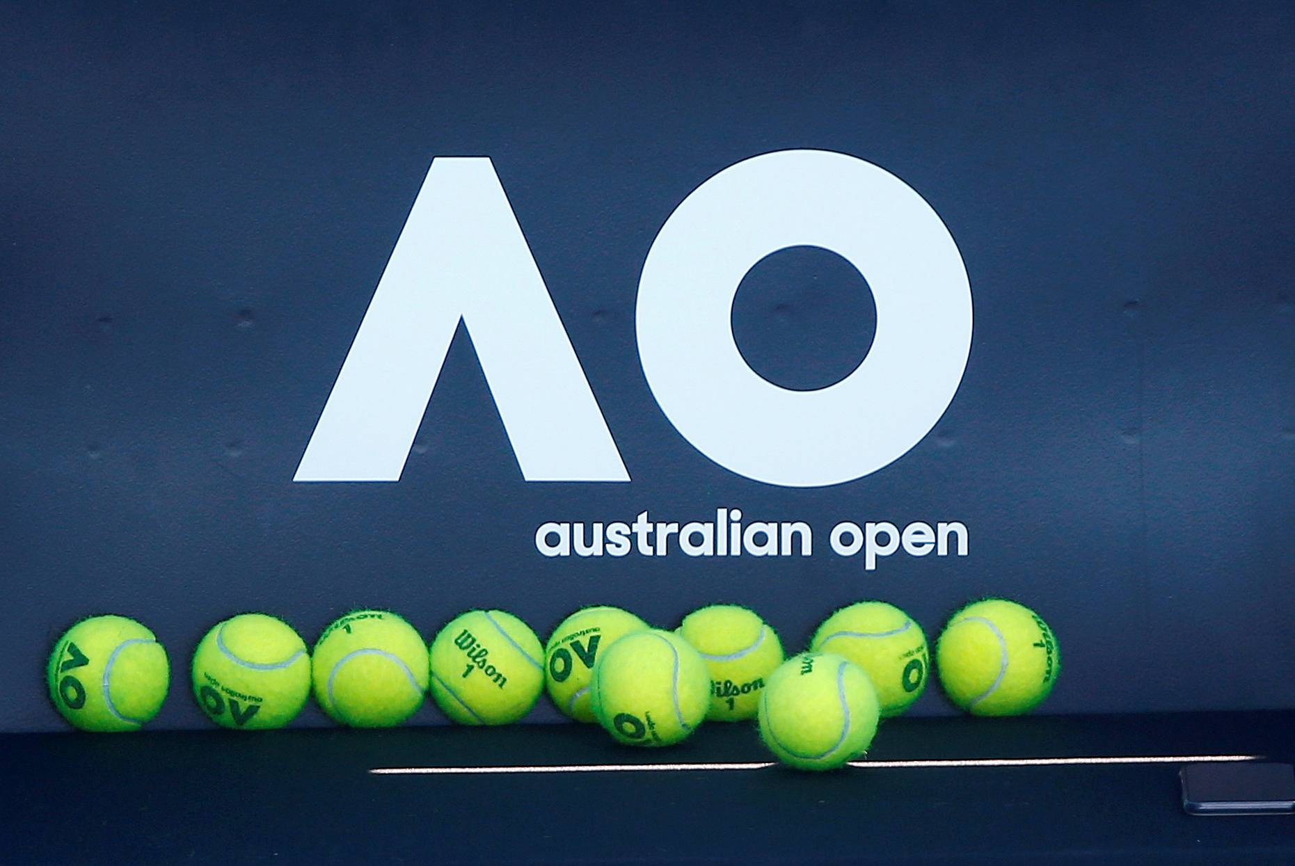 The Australian Open is scheduled to run from Feb. 8 to 21. | REUTERS