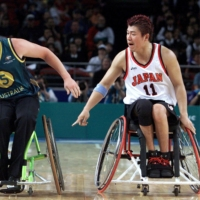 Yasuhiro Jimbo works to foster students' resilience and para sports passion