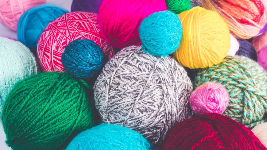 Knit wit: Yarn craft offers a much-needed mood boost