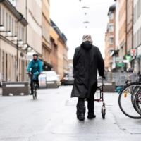 Sweden, like its Nordic neighbors, has so far fared better than many other Western countries during the coronavirus pandemic. | AMIR NABIZADEH / TT NEWS AGENCY / VIA REUTERS