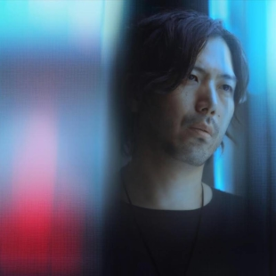 The sound of J-pop: Kazuto Okawa, aka LLLL, writes music for commercials and, more recently, podcasts.