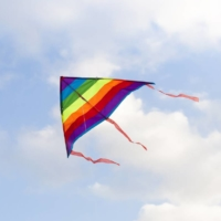 Kite sales have spiked nationwide since last November, when it became clear that traveling, eating out and other holiday activities would be shelved over the new year due to rising COVID-19 infections. | GETTY IMAGES