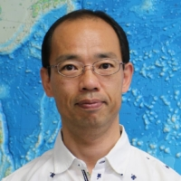 Shinichi Ito, a professor at the Atmosphere and Ocean Research Institute at Tokyo University, says higher water temperatures are causing problems for nori and wakame (seaweed).   COURTESY OF SHINICHI ITO