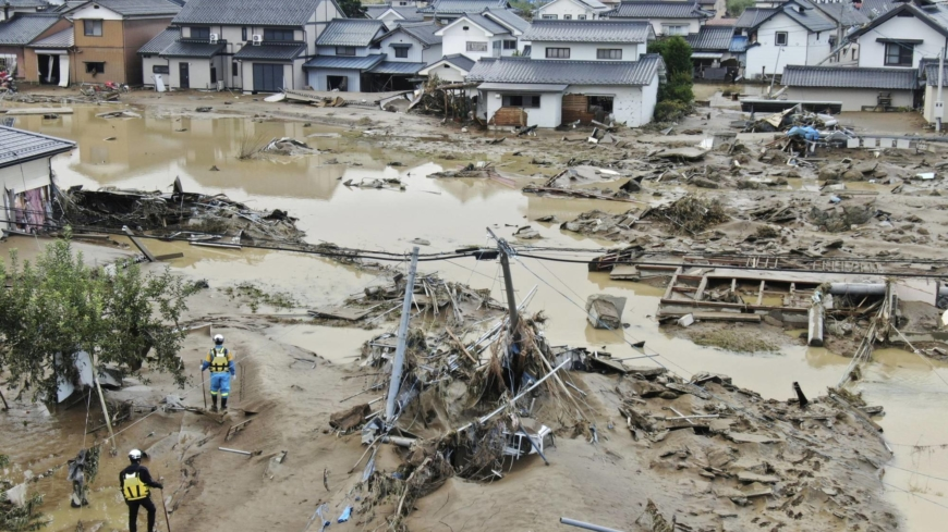 The true cost of the climate crisis on Japan