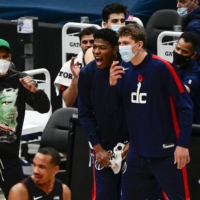 Rui Hachimura scores 17 as Wizards lose to Heat
