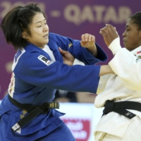 Tsukasa Yoshida grabs gold on first day of Doha Masters
