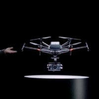 Sony unveils Airpeak drone at CES