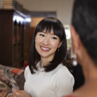 Mind over matter: Lifestyle guru Marie Kondo, who is well-known for her bestselling books and Netflix reality series, 'Tidying Up with Marie Kondo,' encourages practicing mindfulness as a way to start off the new year on the right foot. | DENISE CREW / NETFLIX