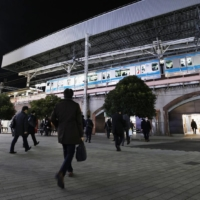 Last trains in Tokyo area to leave earlier amid virus resurgence