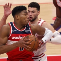 Rui Hachimura among nine Wizards sidelined due to COVID-19 outbreak
