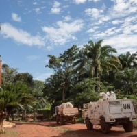 U.N. troops recapture Central African city from rebels