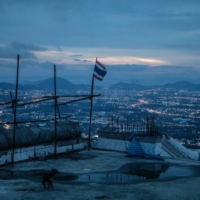 An early morning view of Phuket from the Big Buddha Statue | BLOOMBERG