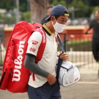 Quarantined Kei Nishikori struggling to train for Australian Open