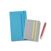 Future focused: The 2021 Creator's Diaries by D-Bros includes a new Pantone-color-like gray and yellow mini version. |