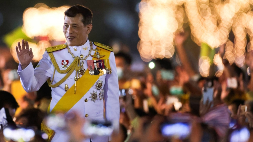As Thailand's troubles grow, the king moves to bolster his image