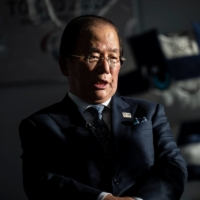 Tokyo 2020 CEO Toshiro Muto says organizers are 'unwavering' in their commitment to holding the Summer Games this year. | AFP-JIJI