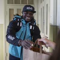 Local service, local people: Wolt entered the Japanese market in March 2020 and now offers delivery across the country | COURTESY OF WOLT