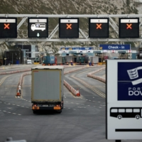 Brexit border trouble grows as key customs system maxes out