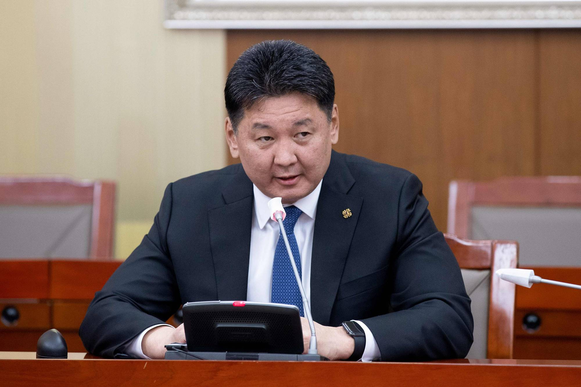 Mongolian prime minister submits resignation after COVID-19 protests | The  Japan Times