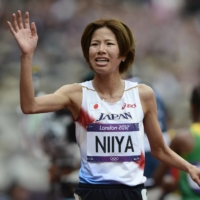 Hitomi Niiya, who competed in the 5,000 and 10,000 at the 2012 London Olympics, qualified for the Tokyo Games with her performance at last month's national championships for long-distance disciplines. | REUTERS