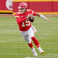 Chiefs QB Patrick Mahomes on track to play in AFC title game