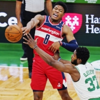 Wizards returning with Rui Hachimura still out due to virus